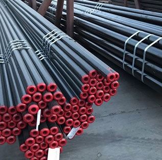 ST 52 carbon steel cold drawn tubes