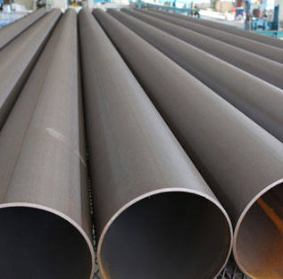 ST 52 Carbon Steel Seamless Tubes