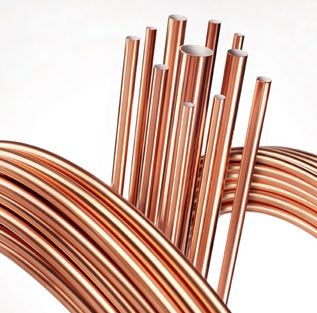 Copper Nickel 70/30 Seamless Tube