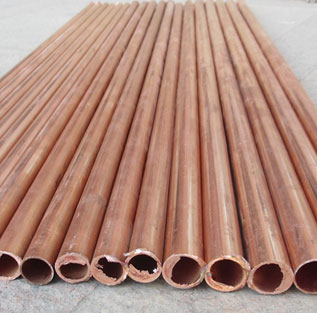 Copper Nickel Rectangle Pipe