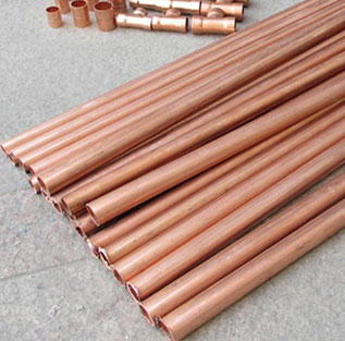 Copper Nickel Exhaust Pipe