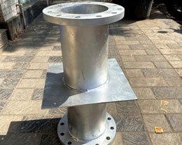Carbon Steel Puddle Flange