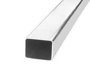 A286 Stainless Steel Square Pipe (Radius Corners)